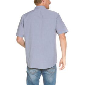 Tatonka Cormac SS Shirt Men sapphire blue
